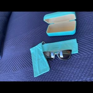 Genuine Tiffany & Co. sunglasses
